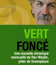 Rex Weiler - Vert fonc&eacute;