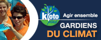 Campagne KYOTOplus pour le climat